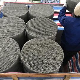 60目不锈钢丝网波纹填料减压塔双层丝网波纹规整填料