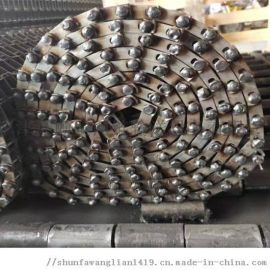 金属网带 马蹄链网带 食品输送网带