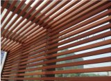 外牆木紋鋁方通/鋁方通格柵