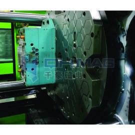 注塑机快速换模双色机磁力模板 湖南千豪磁力模板