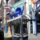 售賣亭 商業街創意網紅商品小型售賣亭