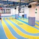 塑膠地板-PVC塑膠地板-洛陽塑膠地板廠家