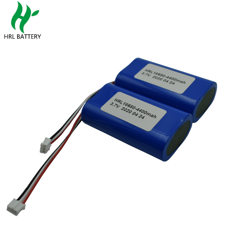 18650 4400mah3.7V 攜帶型燈電池