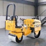 壓路機廠家 1噸1.5噸座駕壓路機 捷克雙輪壓土機