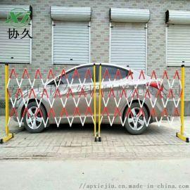 片式伸缩围栏A红白片式伸缩围栏**式伸缩围栏生产商