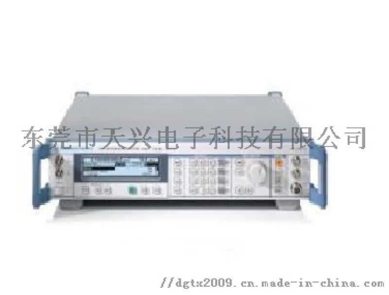 羅德與施瓦茨SMV03信號發生器 信號源產品說明書