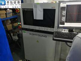二手3D SPI锡膏高永科样KY-8030-3