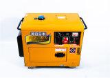 ATS双电源切换6kw柴油发电机