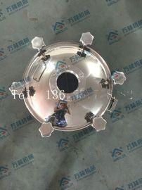 供应DN400卫生级带视镜人孔,耐压带视镜手孔
