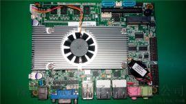 派勤AtomD525車載電腦自助終端工控主板