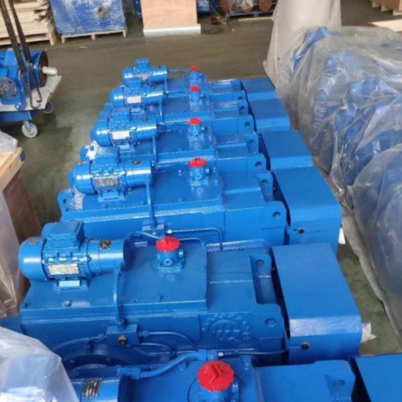 汇鑫减速机齿轮齿轴厂家 新型木屑颗粒机齿轮箱