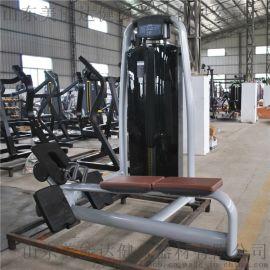 美能达健身房商用坐姿划船训练器山东健身器材厂家