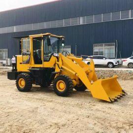 厂家生产 小型工程铲车 多功能小型农用装载机