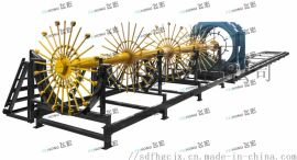 钢筋笼成型机 飞宏双主筋双绕筋FH2000-12
