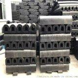 橡胶嵌丝道口板 平过道铺面板铁路道口专用