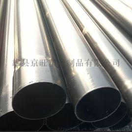 北京批发黑热浸塑钢管N-HAP内外涂塑热浸塑钢管