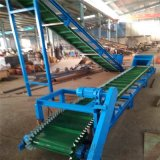 货车装麦子上粮机 玉米抛粮机 LJXY 生产软管吸