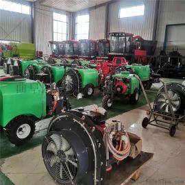 车载式果树打药机,果园打药机装在农用三轮车