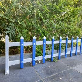 四川广安园林绿化工程护栏 pvc护栏制作