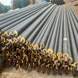 昆明聚氨酯热力管道DN900/920聚氨酯直埋保温管道
