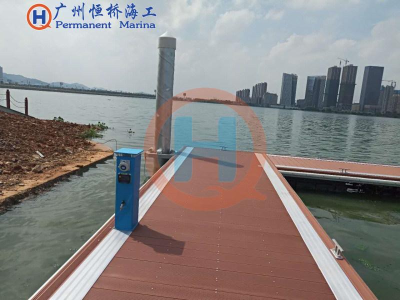水电盖板铝盖板铝合金盖板铺板游艇码头配套设施
