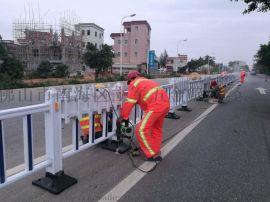 公路交通护栏, 铁路护栏, 人行道护栏冲孔板护栏厂家
