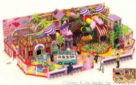 室内儿童乐园 商场淘气堡 亲子乐园定制