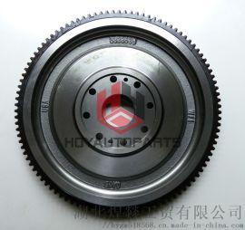 【3328689】重庆康明斯发动机配件原装飞轮