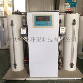 医院污水处理设备二氧化氯发生器生产厂家