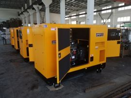 柴油机型号YC6A210L-D20 120Kw柴油发电机