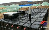 廣西來賓地埋式箱泵一體化消防泵站現場組裝施工方案
