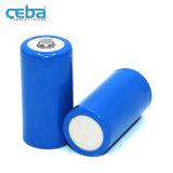 16340鋰電池3.7V鋰離子電芯650mAh定製