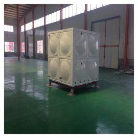 隐藏式冲水箱 泽润 玻璃钢水箱 生活冷热水箱