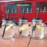 创意杯梅森杯公鸡杯果汁杯奶茶杯冷饮杯喝水杯饮料瓶
