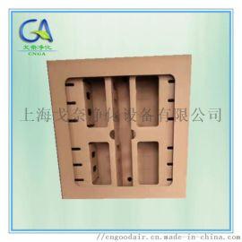 噴涂室方形阻燃迷宮干式油漆過濾器紙箱過濾器