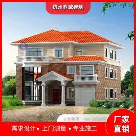 厂家直销 轻钢别墅 私人别墅 农村自建房屋