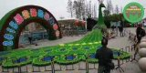 北京植物牆雕塑廠家植物牆造型綠雕北京立體綠雕廠家