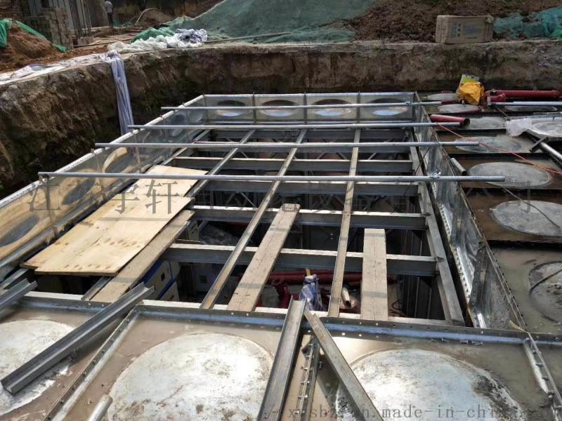 地埋式箱泵一體化案例