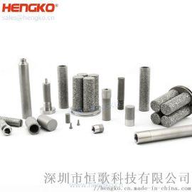 不銹鋼燒結濾芯 燒結過濾器 燒結耐高溫粉末濾芯