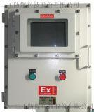 化工专用防爆控制柜,IIB防爆配电箱厂家专业定制
