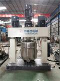 河南300L结构胶强力分散机 硅酮结构胶生产设备