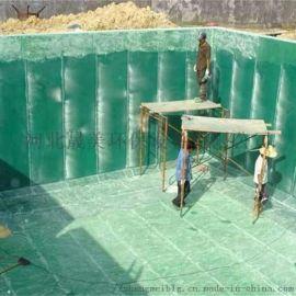烟囱玻璃鳞片胶泥防腐玻璃钢防腐施工方案