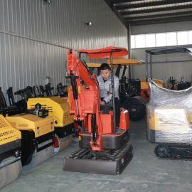小型挖掘机 农用果园履带式挖土机 微型挖掘机
