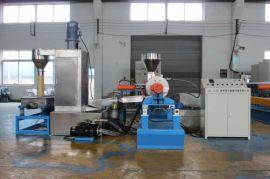 PE云母粉造粒机,云母粉高填充母料造粒设备(规格)