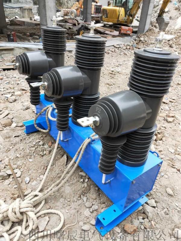 zw32-40.5戶外柱上高壓真空斷路器