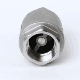 不锈钢内螺纹立式止回阀