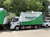 污泥处理压缩吸污车 现场净化粪便污水环保吸粪车