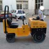 新款小型压路机手扶风冷柴油双轮压路机厂家直销