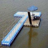 水上環保漂浮碼頭浮筒 大型 水上塑料浮筒樂園浮橋
