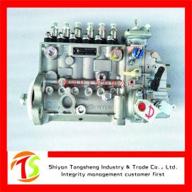 康明斯6L360发动机 37  修发动机高压油泵